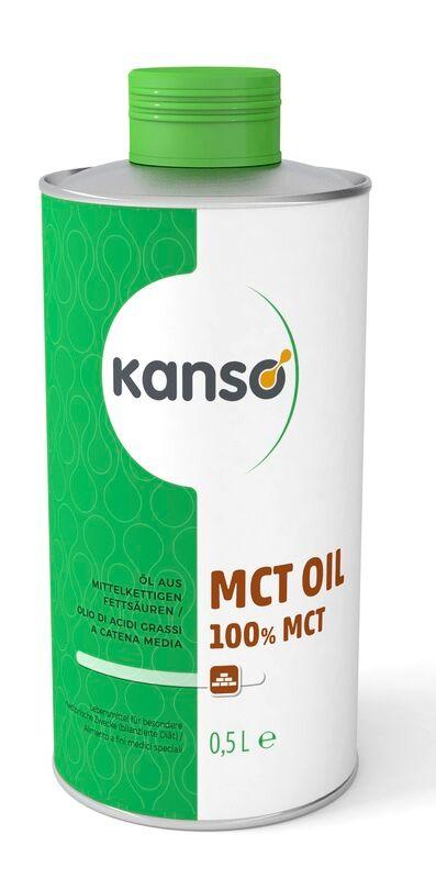 dr.schar spa kanso oil mct 100% 500ml