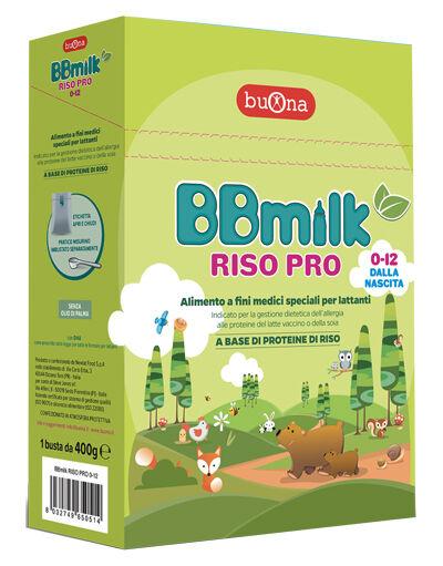 Steve jones srl Bbmilk Riso Pro 0-12 400g