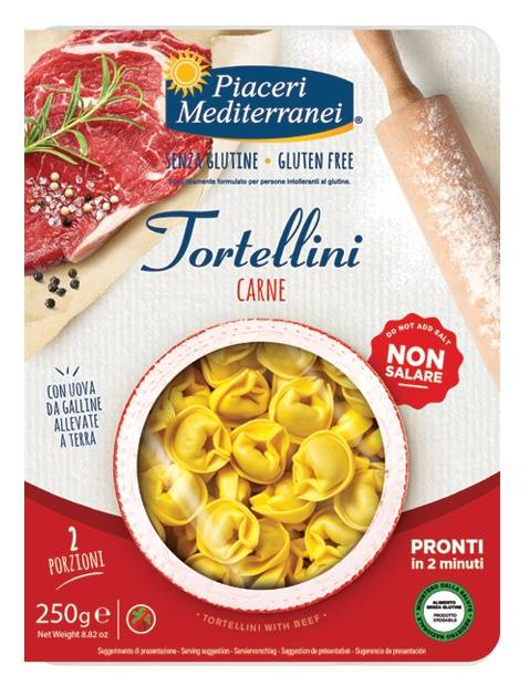 Eurospital spa Piaceri Med.Tortellini Carne