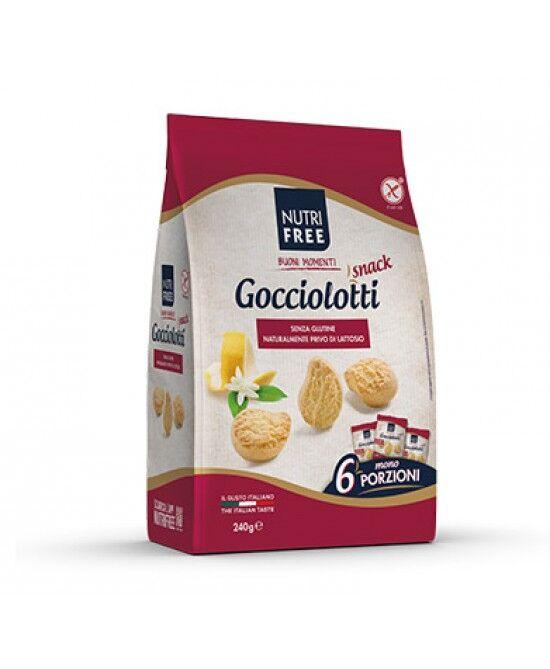 NT FOOD SpA Nutrifree Gocciol.Snack*40g