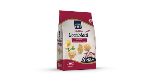NT FOOD SpA Nutrifree Gocciol.240g
