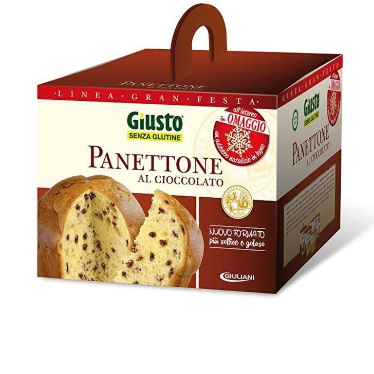 Giuliani spa Giusto Panettone Ciocc 500g S/g