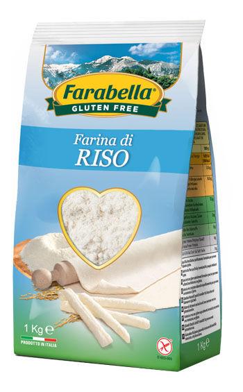 Bioalimenta srl Farabella Farina Riso 1000g