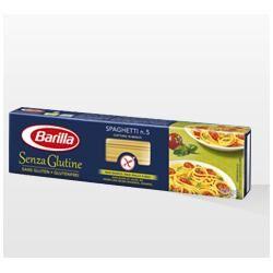Barilla g. e r. fratelli spa Barilla Spaghetti 5 S/g 400g