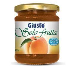 Giuliani spa Giusto Solo Frutta Marmellata Albicocca