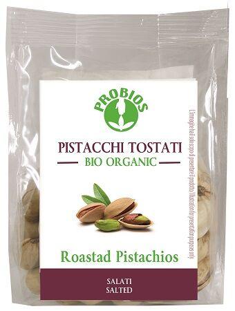 Probios srl Probios Pistacchi Tostati 125g