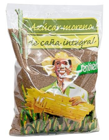 SANTIVERI Zucchero Integrale Canna 1kg