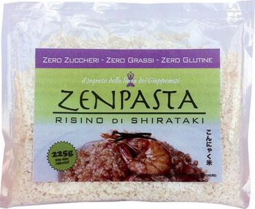 BIOTOBIO Srl Zen Pasta Shirataki Risino 50g