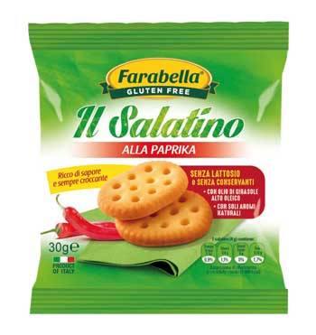 Bioalimenta srl Farabella Il Salatino Paprika