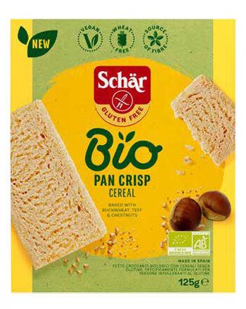 Dr.schar spa Schar Bio Pan Crisp Cereal125g