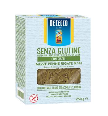 F.LLI DE CECCO SpA De Cecco M-Penne/piselli 250g