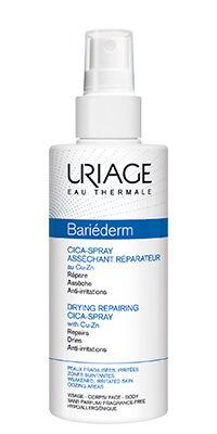 uriage bariederm*cica spray 100ml