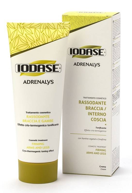 rays spa iodase adrenalys crema 220ml