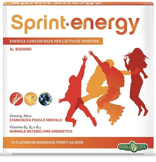 erba vita sprint energy 10fl.12ml ebv