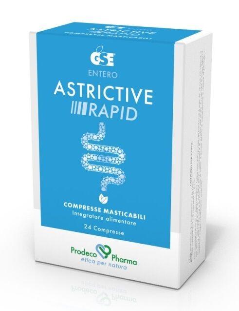 Prodeco pharma srl Gse Entero Astrictive24cpr Mas