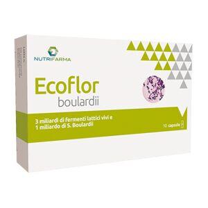 Aqua viva srl Ecoflor Boulardii 10cps
