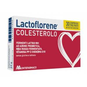 Montefarmaco otc spa Lactoflorene Colest.30 Cpr