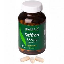 HEALTH AID Zafferano Safranale 60cps Health