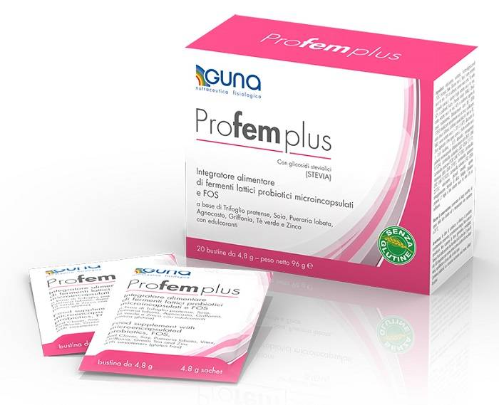 Guna spa Profem Plus 20 Bust.