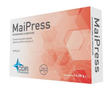 CDR PHARMA Srl Maipress 30cps