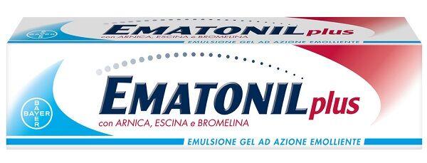 Bayer spa Ematonil Plus Emulsione Gel 50 Bayer