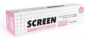 Screen pharma srls Screen Gravidanza Test 1pz