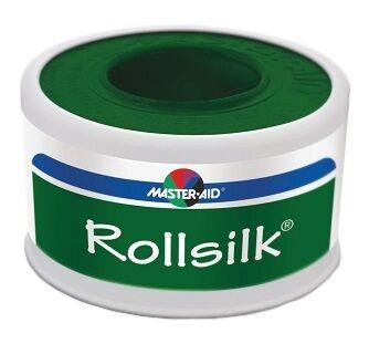 Pietrasanta pharma spa Roll Silk Disp.Seta 5x2,5