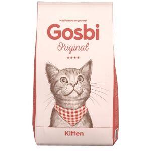 GOSBI PETFOOD SA Gosbi Original Cat Kitten 1kg