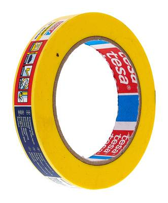 Tesa 4334 19mm Yellowd