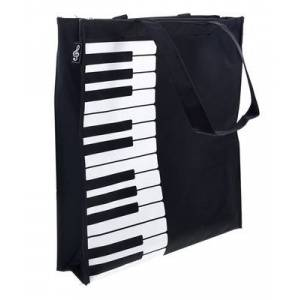 Music Sales Bag With Keyboard/Piano Design