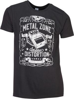 Boss T-Shirt Metal Zone S