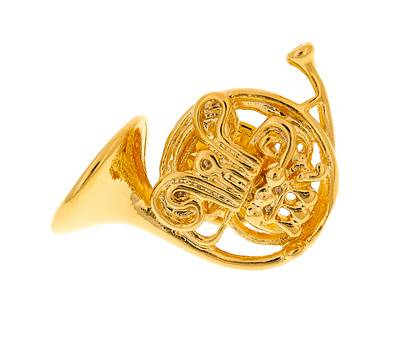 ART Pin French Horn