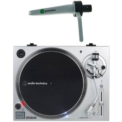Technica AT-LP120X USB Bundle Silver