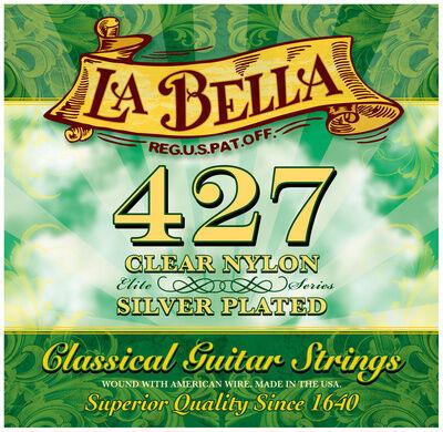 La Bella 427 Elite MT Class. Guit MT