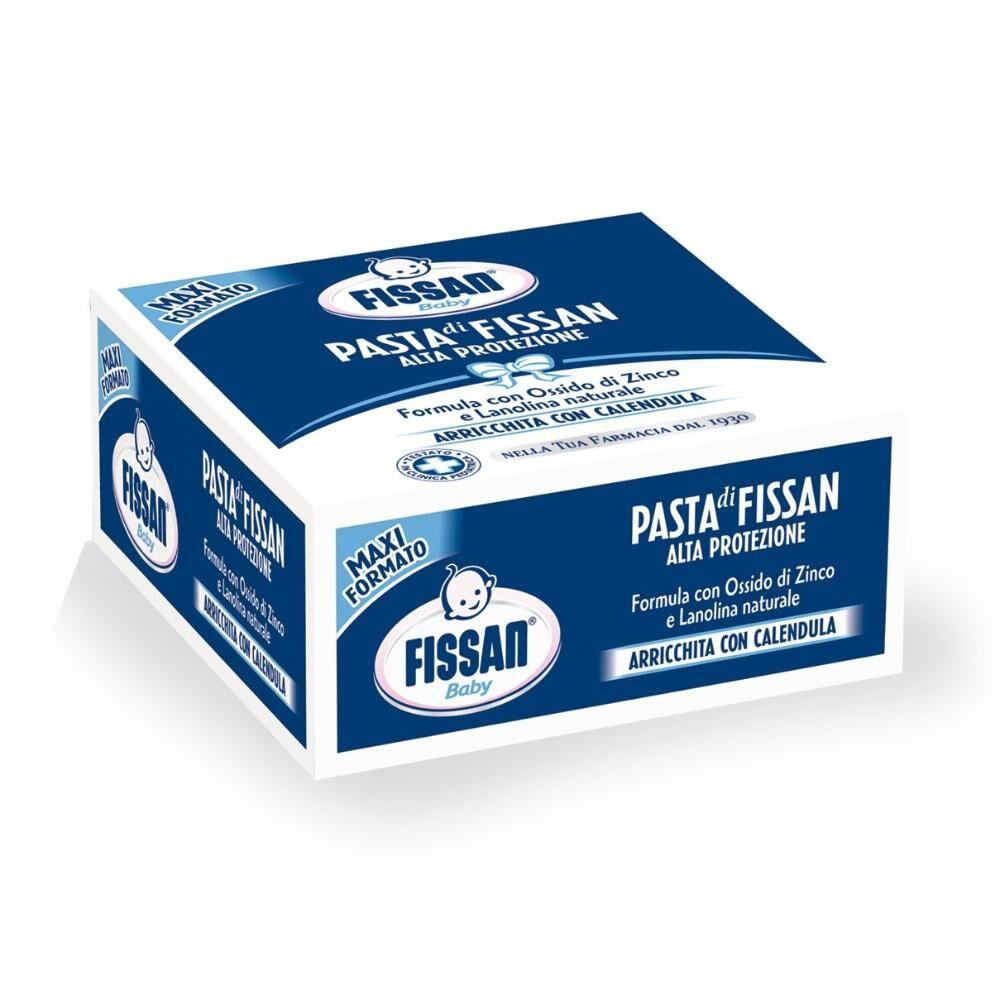 FISSAN (Unilever Italia Mkt) Fissan Baby  Il Cambio Pasta Alta Protezione Protegge e Rigenera 150 ml