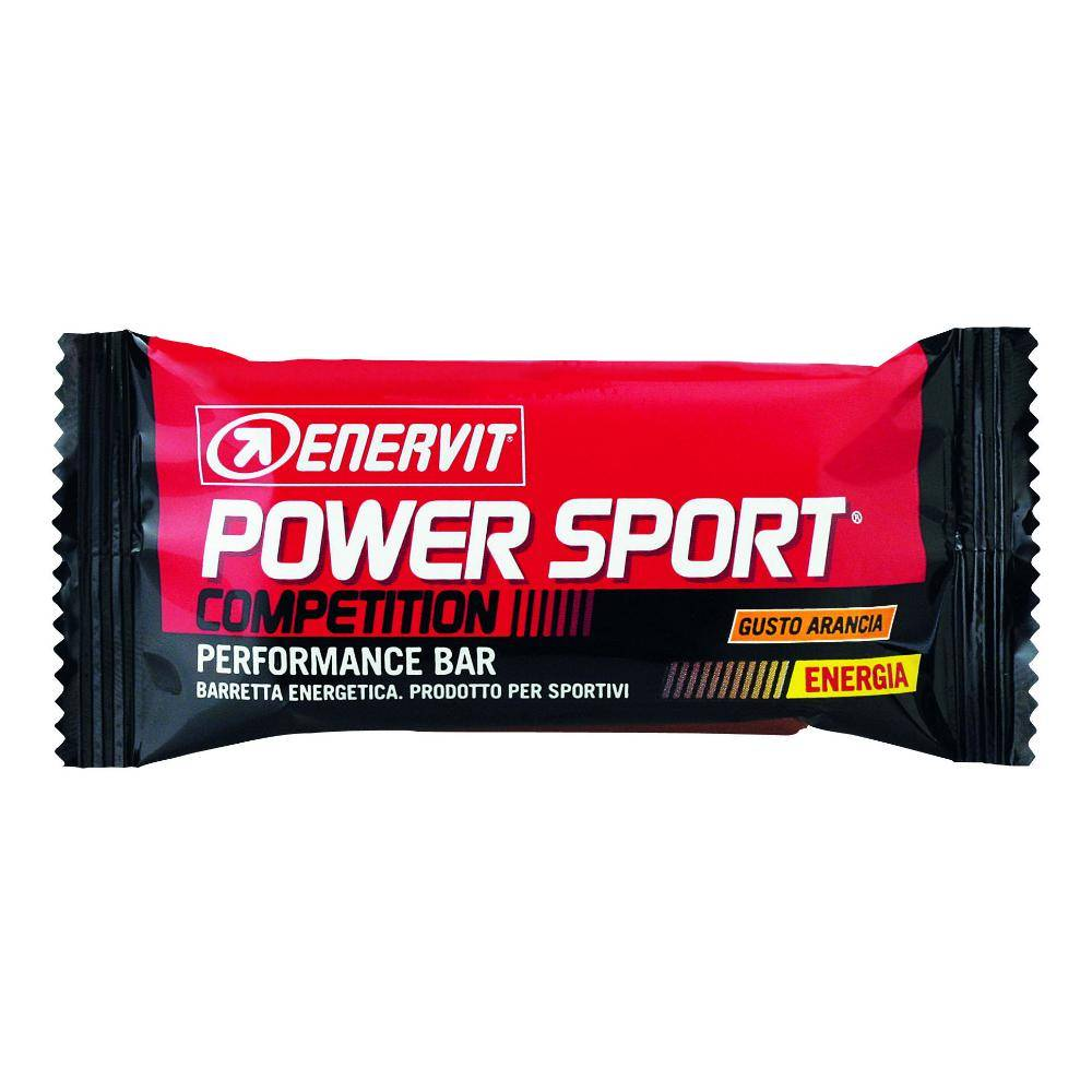enervit sport energia power competition barretta energetica arancia