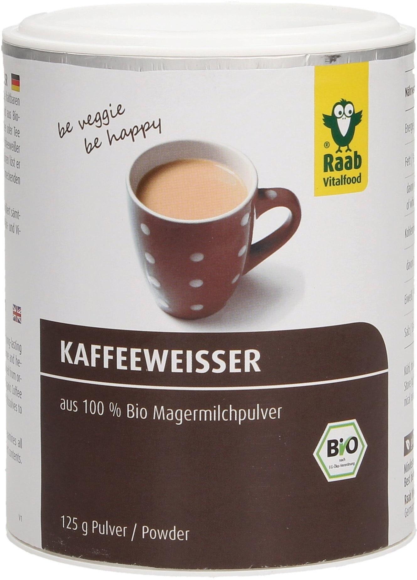 Raab Vitalfood Latte Magro Liofilizzato Biologico - 125 g