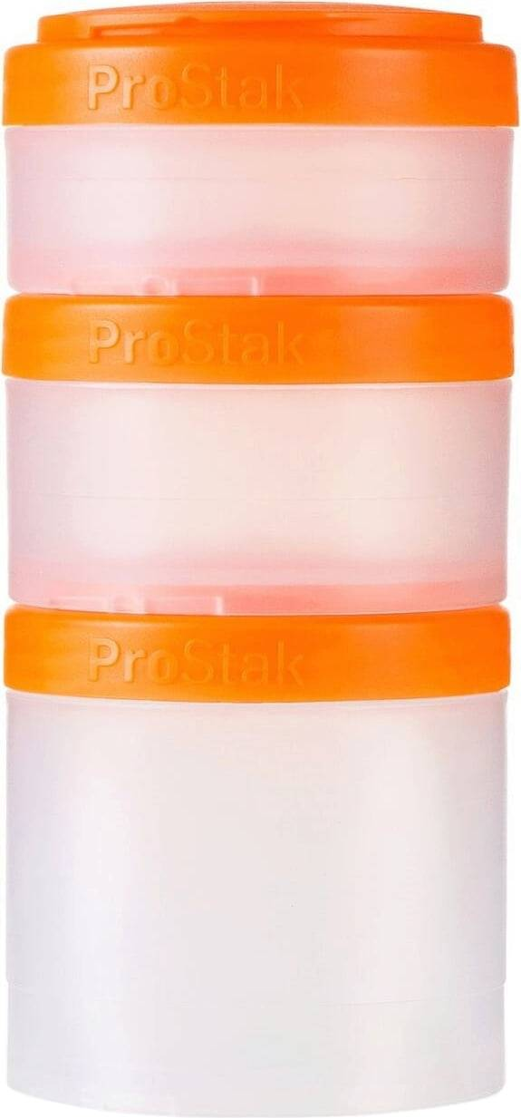 Blender Bottle ProStak™ 3er Set Espansione - Full Color - Arancione