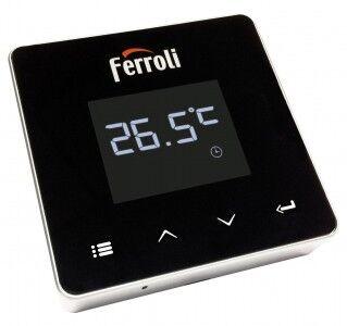 Cronotermostato Settimanale Ferroli Wifi Connect 013011xa