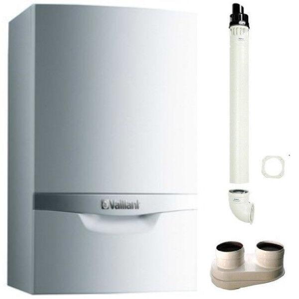 Vaillant Caldaia Ecotec Plus Vmw 346/5-5 A Condensazione Gpl 34 Kw + Kit Fumi Omaggio