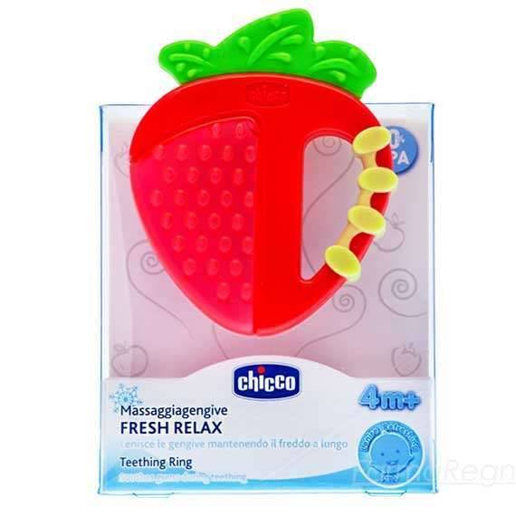 Chicco 2579 Massaggiagengive Fresh Relax 4m+
