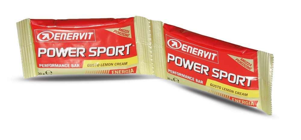 enervit power sport  double lemon cream