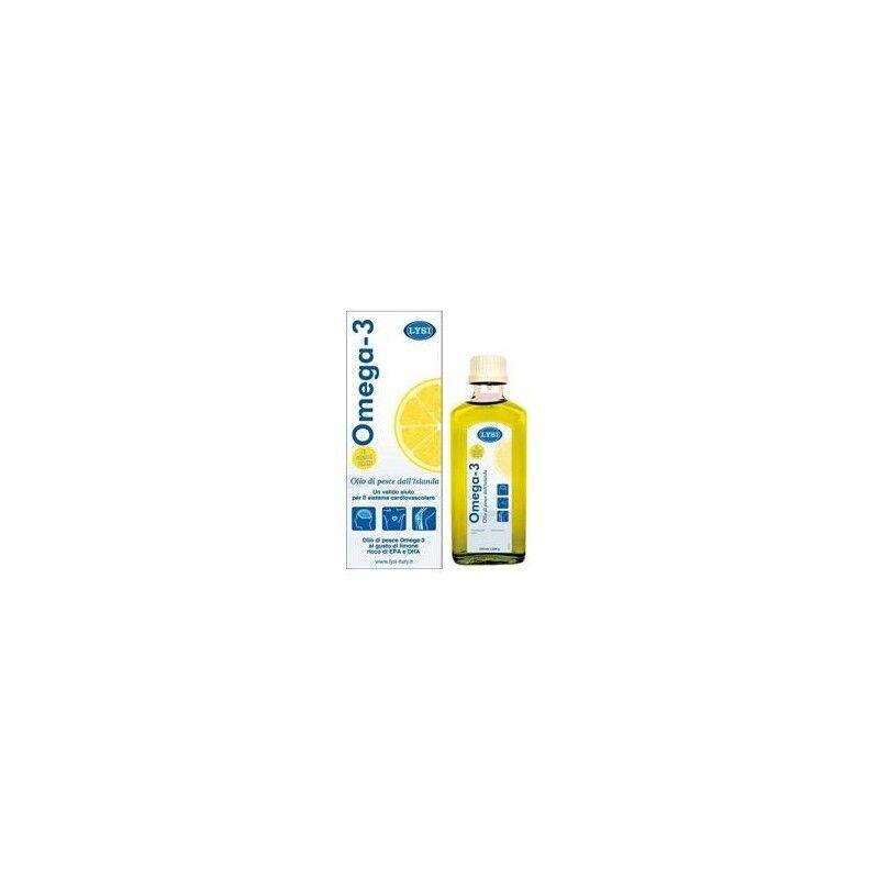 Omega3 Liquid Lim Ideale 240ml