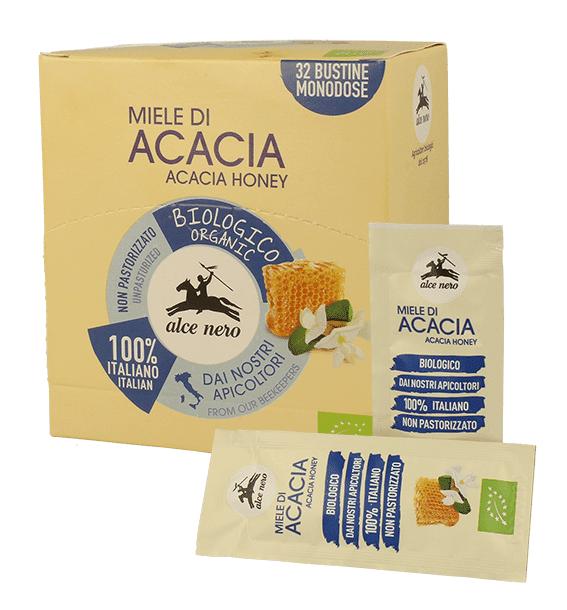 Alce Nero - Miele Di Acacia 32 Bustine 192 Gr