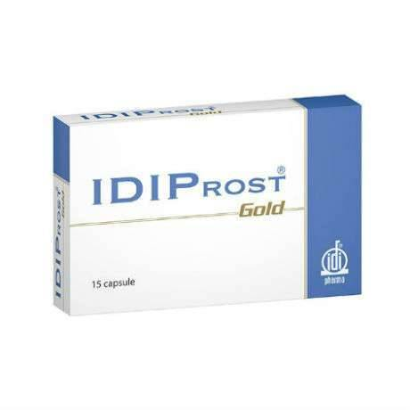 Idiprost Gold 15 Cps