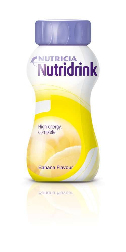 Nutridrink Banana 4x200ml