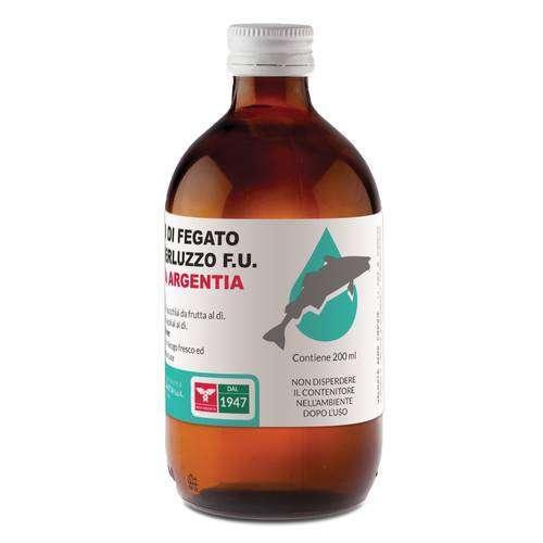Olio Fegato Merluzzo Fu 200ml