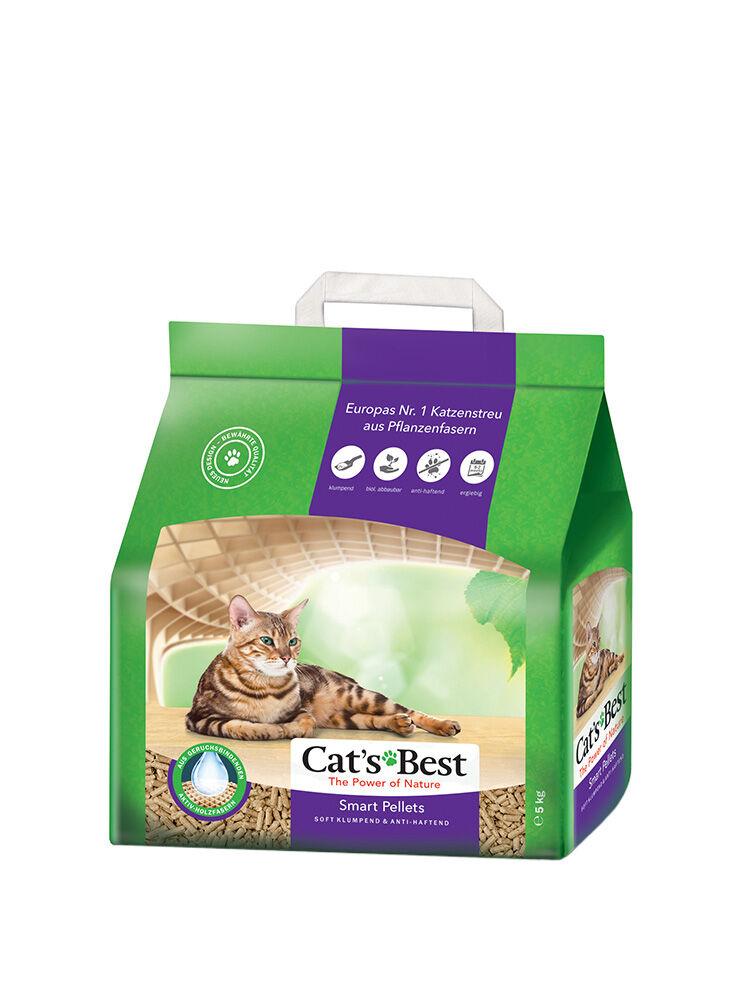 lettiera per gatti jrs cat's best - nature gold 10 l