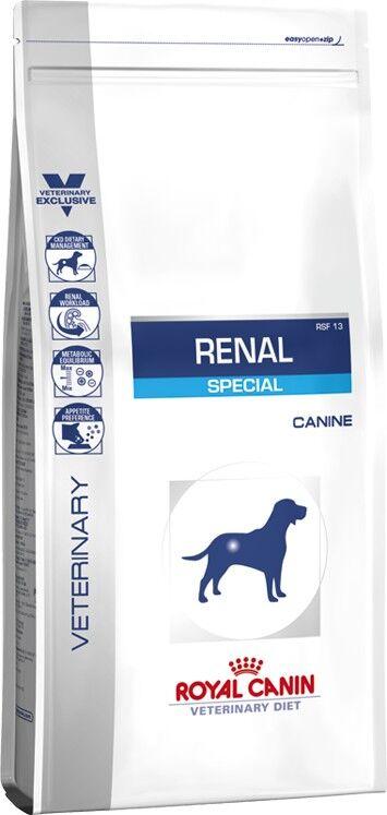 Royal Canin Vd Crocchette Per Cani Salute Dei Reni Special 10k