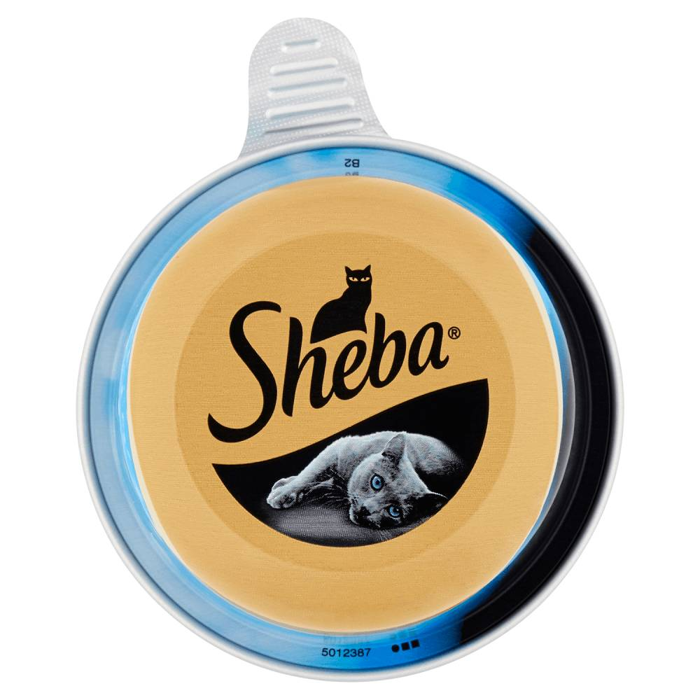Sheba - Trancetti Di Tonno Al Naturale Per Gatto 80g